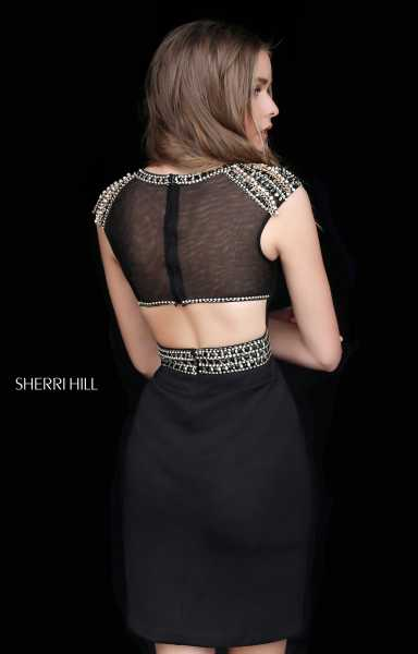 Sherri Hill 51523 Short picture 3