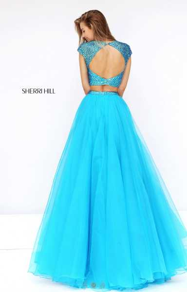 Sherri Hill 50561 High Neck picture 1