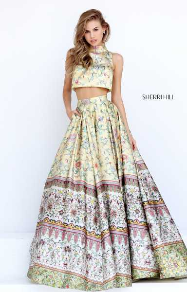 Sherri Hill 50783 Long picture 3