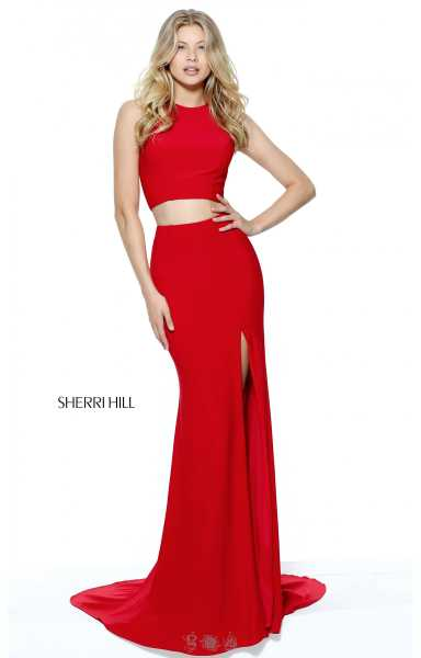 Sherri Hill 50784 Two Piece picture 2