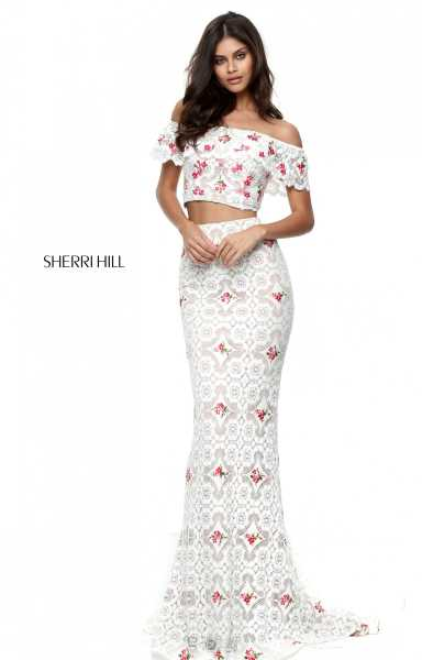 Sherri Hill 50785 Mermaid and Two Piece picture 2