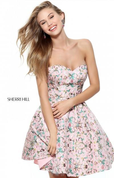 Sherri Hill 50799