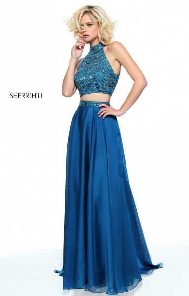 Sherri Hill 50809 Two Piece and A-Line picture 2