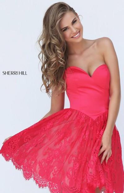 Sherri Hill 50845