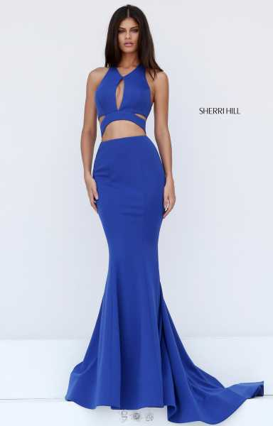 Sherri Hill 50858 Fitted and Mermaid picture 2