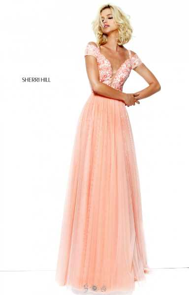 Sherri Hill 50874  picture 5