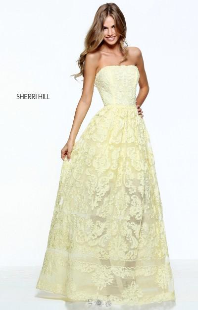 Sherri Hill 50878