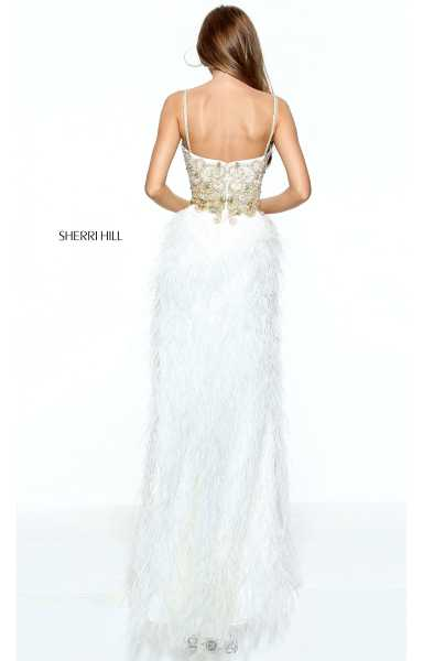 Sherri Hill 51049 Has Straps picture 1