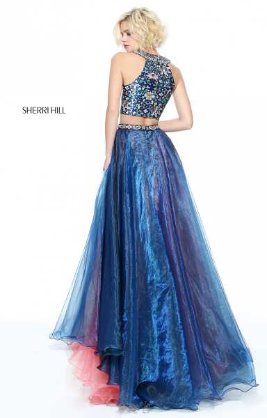 Sherri Hill 51181 Two Piece picture 2
