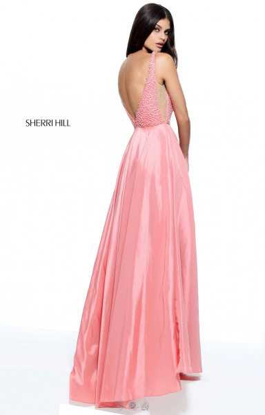 Sherri Hill 51182 Has Straps picture 1