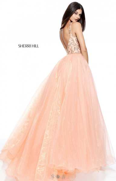Sherri Hill 51240 Has Straps picture 1