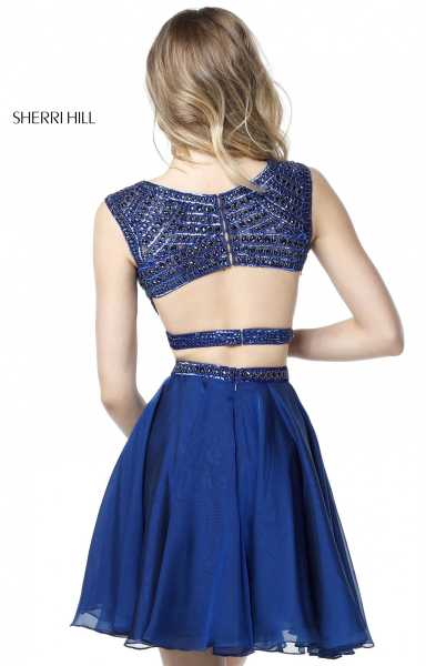 Sherri Hill 51295 A-Line and Two Piece picture 2