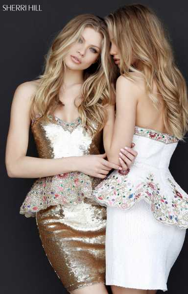 Sherri Hill 51345  picture 5
