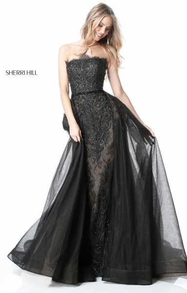 Sherri Hill 51384 Ball Gowns and Fitted picture 2