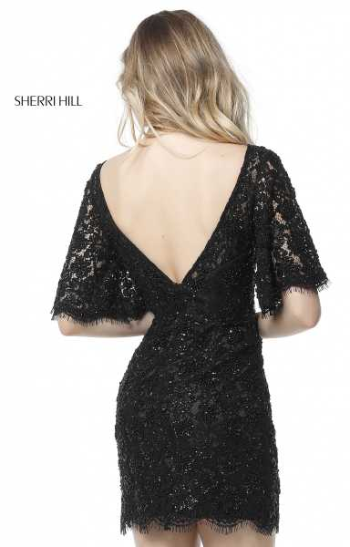 Sherri Hill 51386 High Neck picture 1