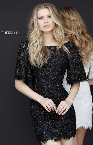 Sherri Hill 51386  picture 8