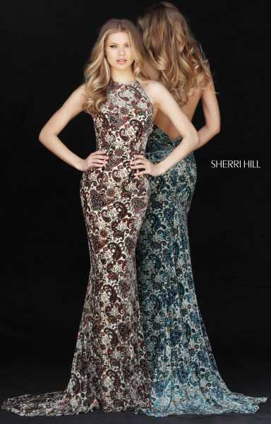 Sherri Hill 51410 Long picture 3