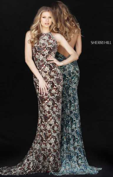 Sherri Hill 51410  picture 7