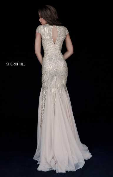 Sherri Hill 51426 Fitted picture 2