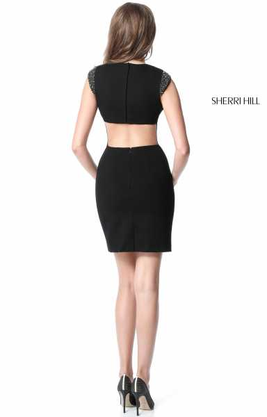 Sherri Hill 51442 High Neck picture 1