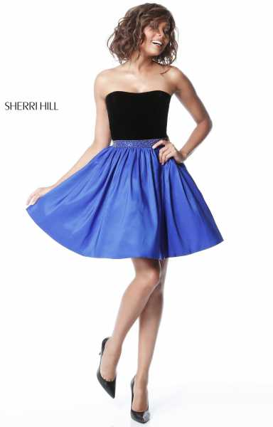 Sherri Hill 51510  picture 7