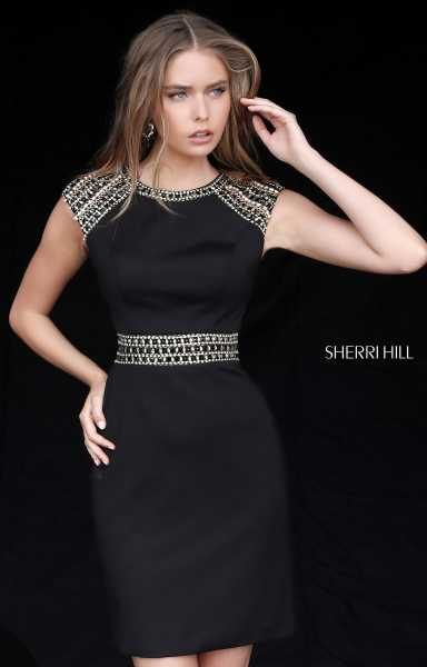 Sherri Hill 51523 Fitted picture 2