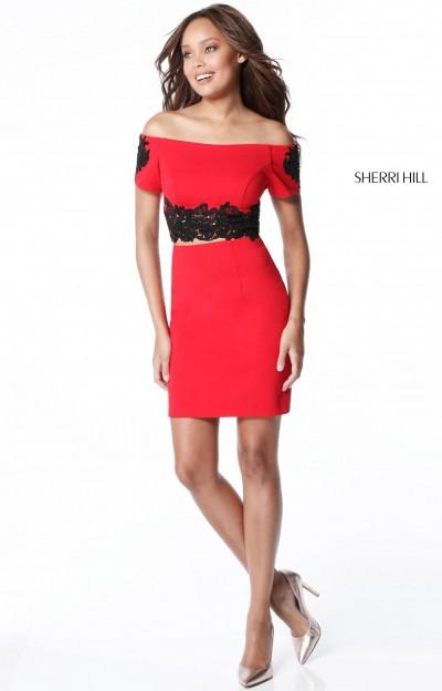 Sherri Hill 51537