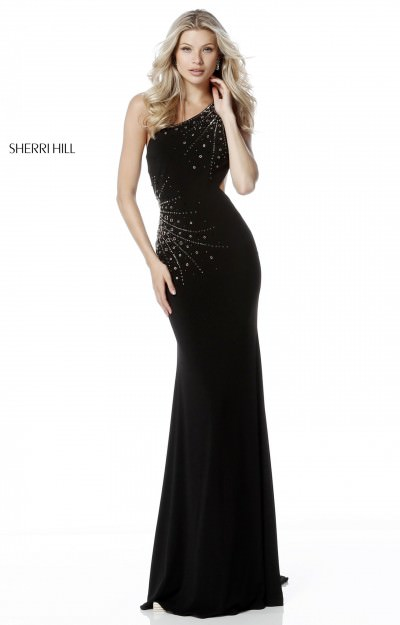 One Shoulder Prom Dresses | Evening, Formal and Homecoming