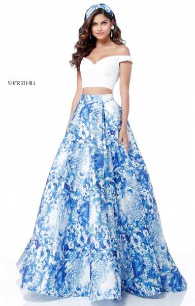 Sherri Hill 51680 Ball Gowns and Two Piece picture 2