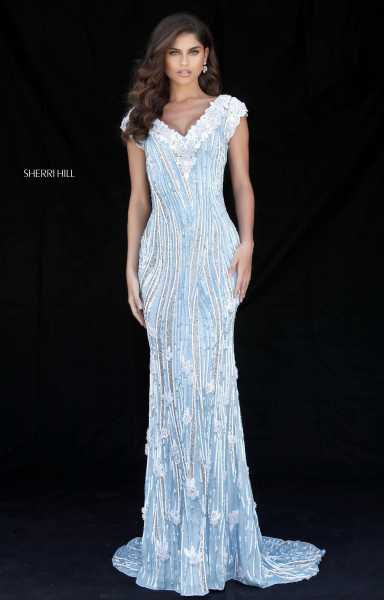 Sherri Hill 51736 Fitted picture 2