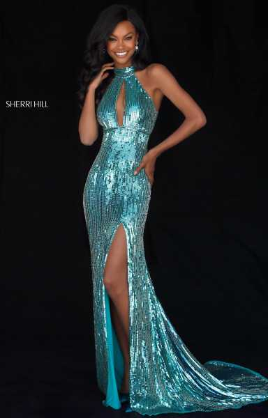 Sherri Hill 51741 Fitted picture 2