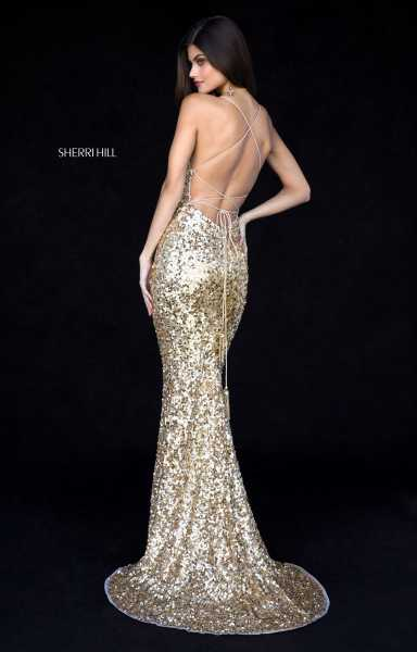 Sherri Hill 51783 Fitted picture 2