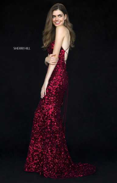 Sherri Hill 51783  picture 5
