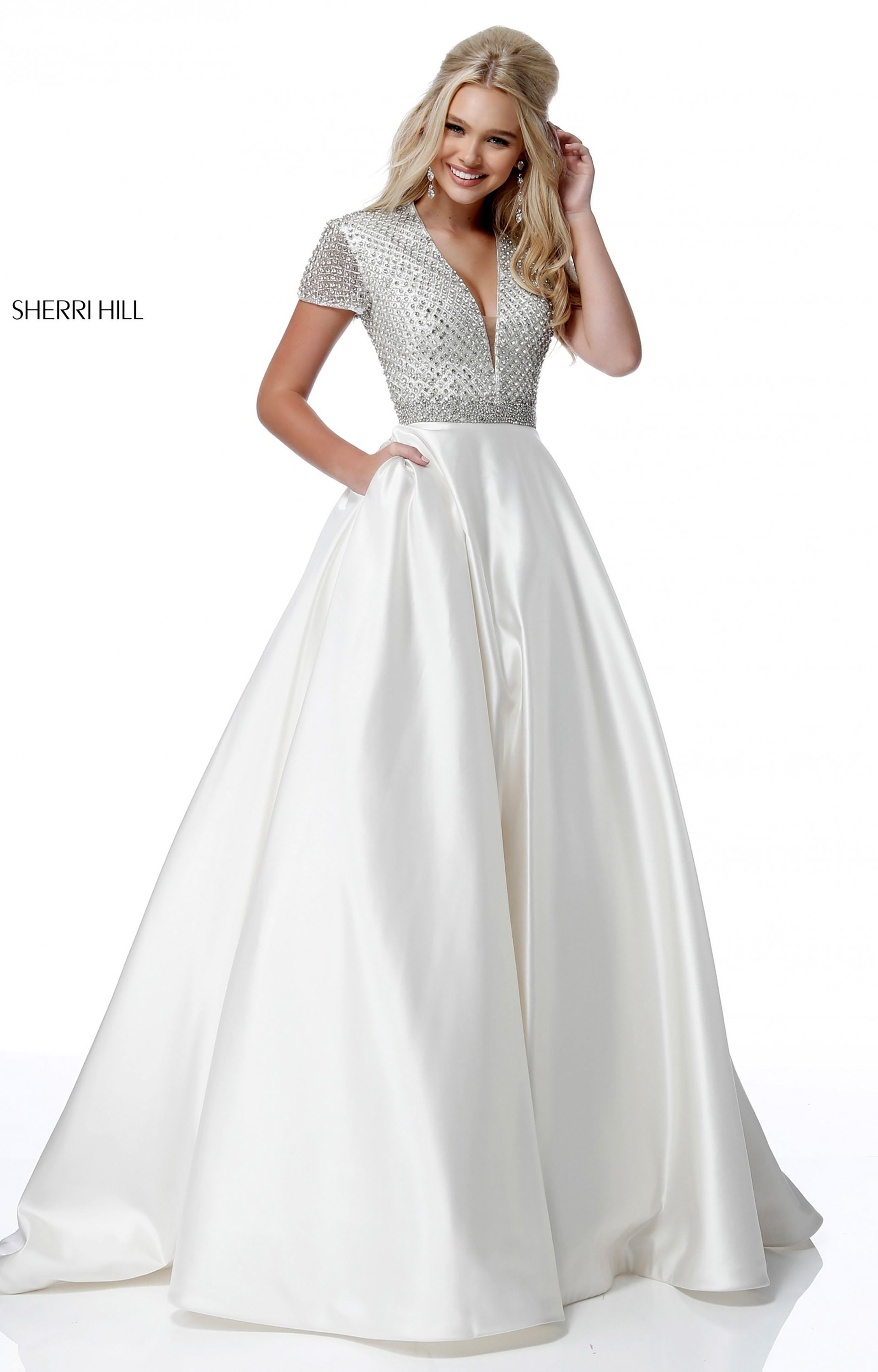 Sherri Hill 51819 picture 5