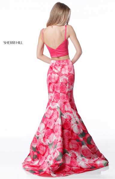 Sherri Hill 51848 Mermaid and Two Piece picture 2