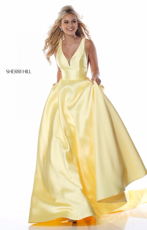 c1a30d721f Sherri Hill 50948 Prom Dress … Sherri Hill 51856 picture 9