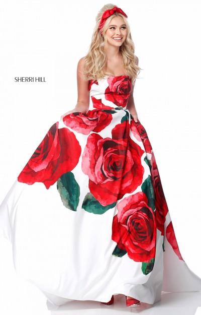 Sherri Hill 51887