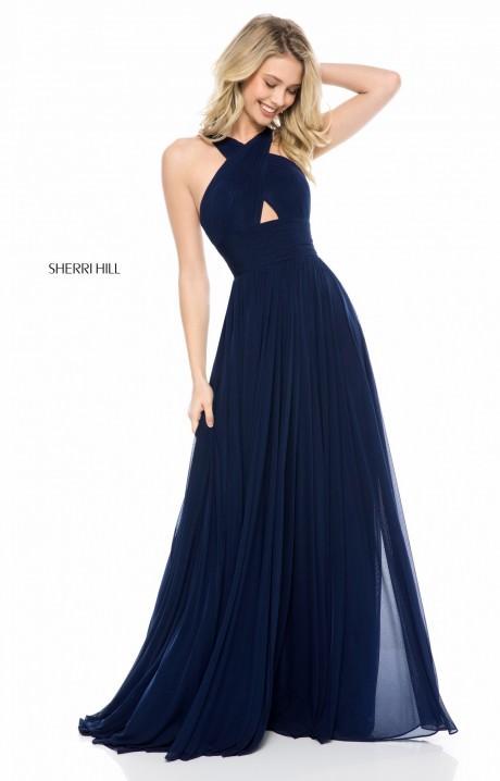 495f4da9d40 sherri hill long line dress available via PricePi.com. Shop the ...