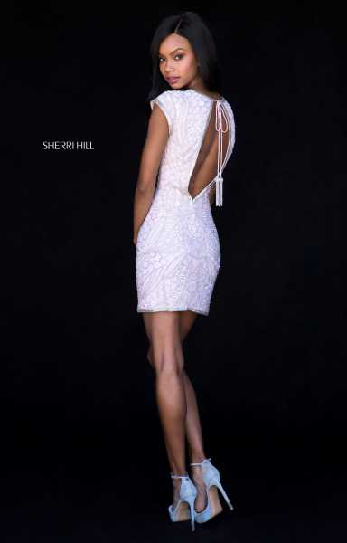 Sherri Hill 51983 V-Shape picture 1