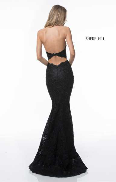 Sherri Hill 51995 Fitted picture 2