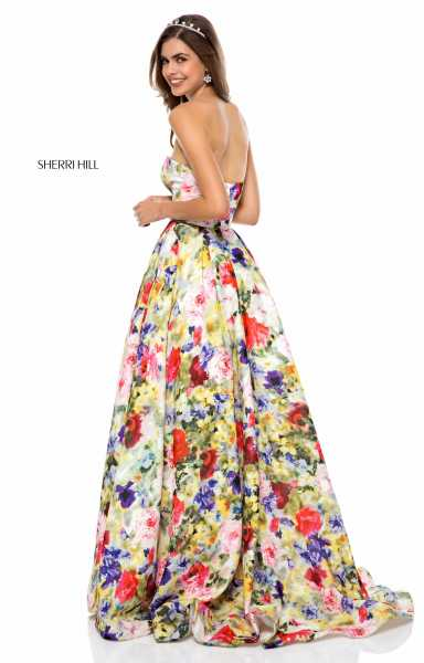 Sherri Hill 52003 Strapless picture 1