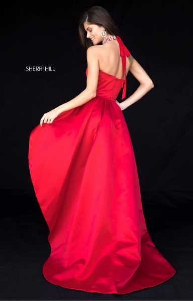 Sherri Hill 52054 High-Low picture 3