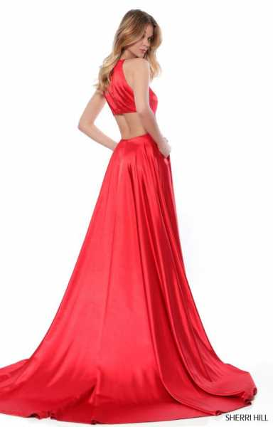 Sherri Hill 52120 High Neck picture 1