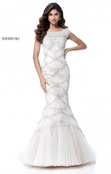 Sherri Hill 51593 Mermaid picture 2