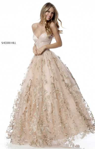 Sherri Hill 51595 Ball Gowns picture 2