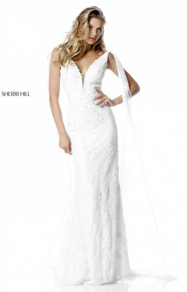Sherri Hill 51599 Fitted picture 2