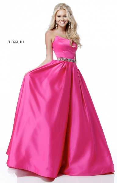 Sherri Hill 51609 Long picture 3