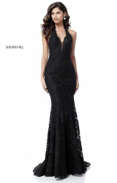 Sherri Hill 51616 Fitted picture 2
