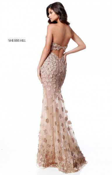 Sherri Hill 51660 Fitted picture 2