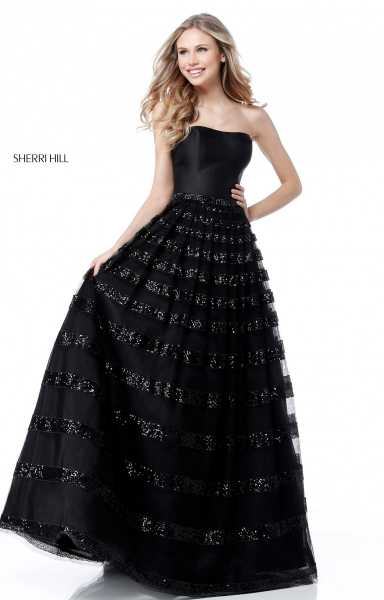 Sherri Hill 51705 Long picture 3